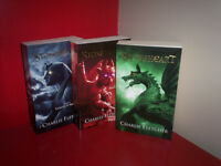 STONEHEART, TOMES 1,2,3,