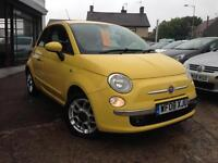 2008 (08) Fiat 500 1.2 SPORT **£30 a Year Tax** (Finance Avaiable)