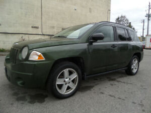 2007 JEEP COMPASS AWD SUN ROOF ALLOY RIMS LOADED