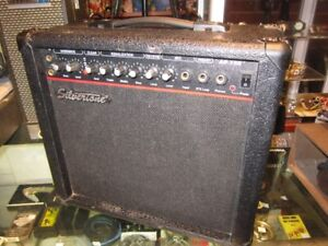 SILVERTONE AG-15R Guitar Amp For Sale