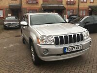 JEEP GRAND CHEROKEE 5.7 HEMI 1 OWNER FROM NEW