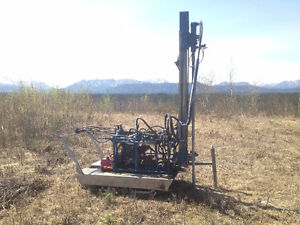 Helicopter and Hand-Portable Drill Rig for Sale