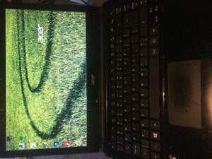 ACER aspire e1-422 laptop only used for work but got a new one