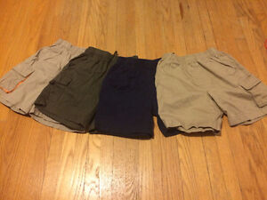 4 Boy Jeans Shorts From Basic Edition