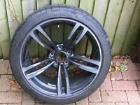 BMW 3 series alloy m3