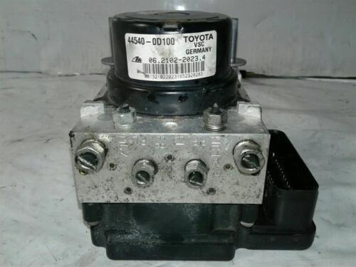ABS PUMP Toyota Yaris 11-14 Trend 1.3 ABS Control ECU & WARRANTY - 5194979