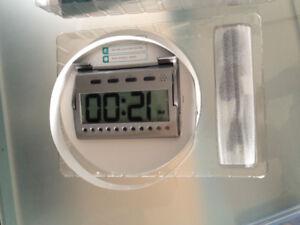 WiLife Video Security Add-on Clock Hidden Spy Color Camera