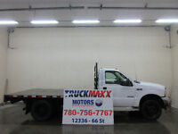 2003 Ford F-550 XLT Regular Cab 4x4 Diesel With Deck Edmonton Edmonton Area Preview