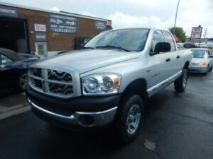 DODGE RAM 1500 2007 AUTOMATIQUE 4*4