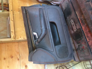 2006-2011 Audi A4 front right door and track motor