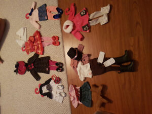Our Generation Doll Clothes.
