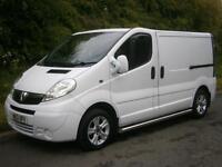 2012(12) Vauxhall Vivaro SWB 2.0 CDTI 115 EURO 5, SPORTIVE? NO VAT!!!!