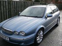 Jaguar X-TYPE 2.5 V6 auto SE 4x4 Estate Low mileage