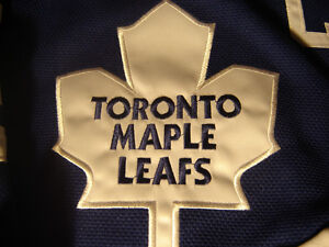 TORONTO MAPLE LEAF JERSEYS FULLY STITCHED & BRAND NEW WITH TAGS!