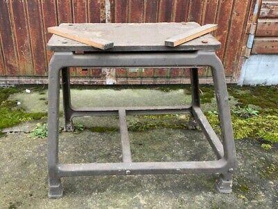 Tischfuß I Maschinenfuß I Tischgestell I Industriedesign I unrestauriert I, gebraucht gebraucht kaufen  Leipzig