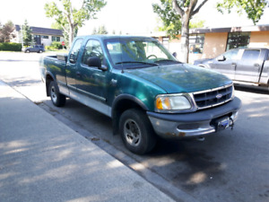 1997 Ford F150 No Rust.