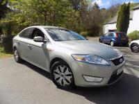 2009 FORD MONDEO ECONETIC TDCI HATCHBACK DIESEL