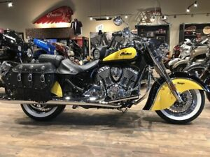 2019 Indian Motorcycle Chief Vintage Icon Series Thunder Black/I