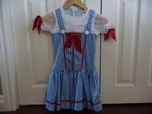 Wizard of Oz - Dorothy Chids Costume