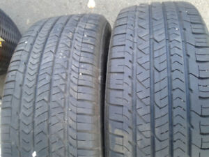four goodyear eagle all season 205/55r16 TRURO
