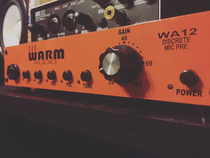 WA12 (Mini Tonebeast) Preamp MINT CONDITION