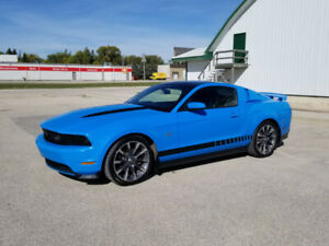 2010 Ford Mustang GT - V8 Manual - Private Sale - Snow Sale