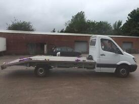 Mercedes Sprinter 2.1TD 313CDI LWB 3.5T,RECOVERY TRUCK,BRAND NEW BODY AND WINCH