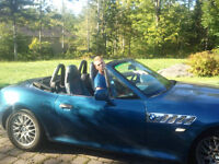 BMW Z-3 Convertible Beemer