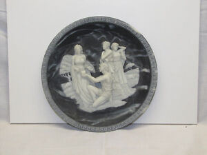 """Bradford Echange """"The Fall Of Troy"""" Collector's plate"""