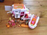 Animal rescue toy bundle