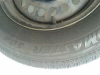 2005 Pontiac Sunfire TIRES Sedan