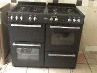 Duel Fuel Range Cooker by Belling
