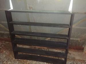 Large Wooden Shelf (CD/Book/DVD)