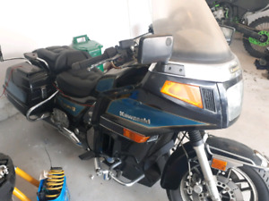 1992 Kawasaki Voyager XII as is $800 OBO