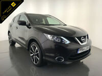 2014 64 NISSAN QASHQAI TEKNA DCI DIESEL 1 OWNER SERVICE HISTORY FINANCE PX