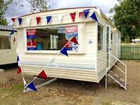 Static Caravan Nr Clacton-on-Sea Essex 2 Bedrooms 6 Berth BK Calypso 2004