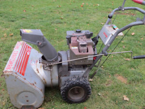 Craftsman 10/26 Snowblower Good Condition Delivery possible