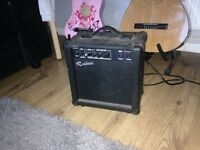 Rock burn guitar amplifier amp