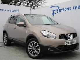 2013 13 Nissan Qashqai 1.6dCi ( s/s ) 2WD Tekna for sale in AYRSHIRE