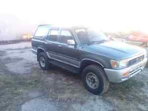 1989 -  1995 Toyota 4runner pick up parts