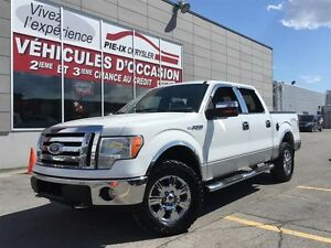 Ford F-150 4WD SuperCrew+XTR+MAGS+GR.ELEC+A/C+WOW! 2009