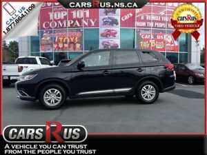 2017 Mitsubishi Outlander ES FINANCE AND GET FREE WINTER TIRES!