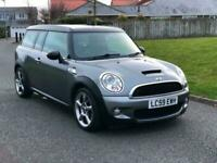 MINI 1.6 COOPER S CLUBMAN CHILLI 175bhp - FREE DELIVERY - 53 MPG - LOW MILEAGE