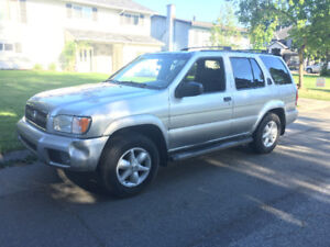 For Sale for parts, Nissan Pathfinder 2002, As is $1500 O.B.O.
