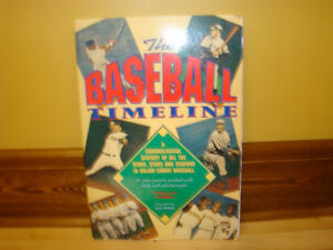 The baseball timeline book