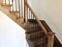 STAIRCASE STAINING AND REFINISHING by MINT