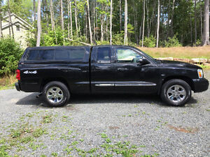 2007 Dodge Dakota Pickup Truck 4x4 3.7L V6