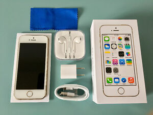 Great condition Gold iPhone 5s 16GB UNLOCKED