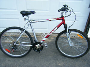 Raleigh Portage Mountain Bike like new