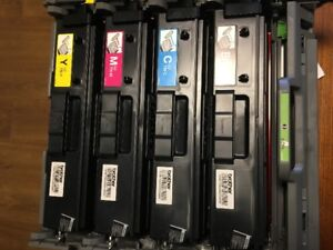 Brother Color Toner Cartridges and Drum Unit for MFC-L8900